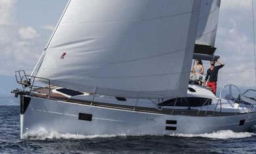 Image of Elan Impression 45 for sale in Slovenia for €178,000 (£157,549) Izola, Slovenia