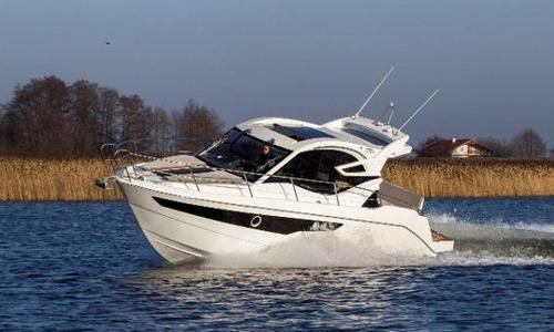 Image of Galeon 310 HTC for sale in United Kingdom for £187,045 Southampton, United Kingdom