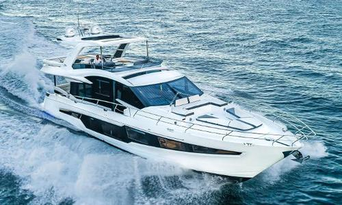 Image of Galeon 680 Fly for sale in United Kingdom for £1,742,000 Southampton, United Kingdom