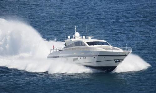 Image of Arno Leopard 27 for sale in Spain for €1,590,000 (£1,413,434) Calvia, Spain