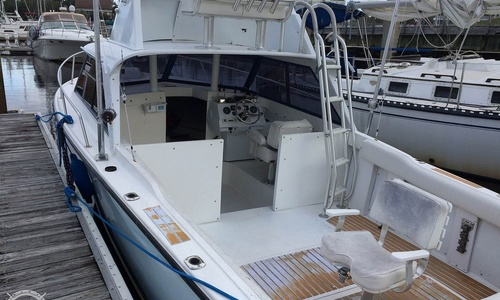 Image of Bertram 25 Mark II Sport for sale in United States of America for $47,500 (£33,714) Little River, South Carolina, United States of America