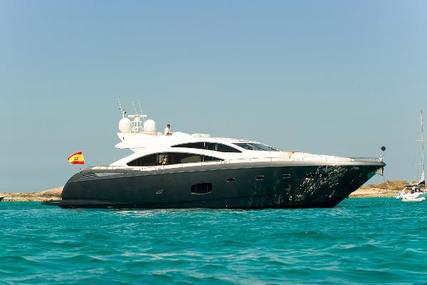 Sunseeker Predator 84 for sale in Spain for €1,695,000 (£1,472,722)