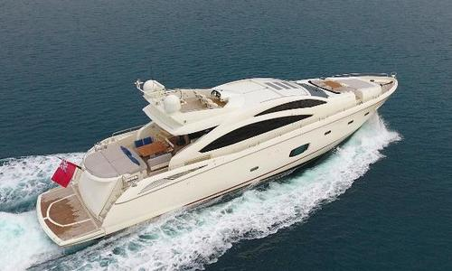 Image of Sunseeker Predator 84 for sale in France for €1,590,000 (£1,380,328) Cannes, France