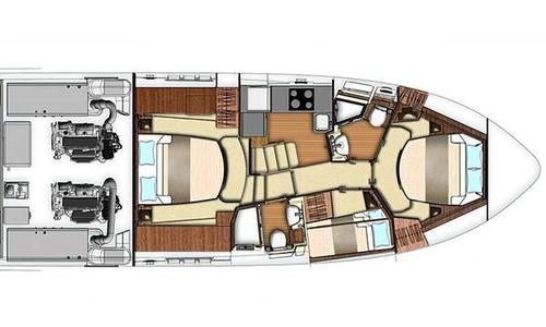 Image of Azimut Yachts 50 Fly for sale in Italy for €830,000 (£709,499) Rome, Italy