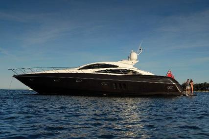 Sunseeker Predator 72 for sale in Greece for €870,000 (£768,735)
