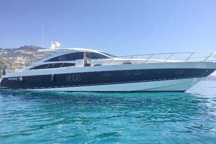 Princess V70 for sale in France for €775,000 (£670,705)