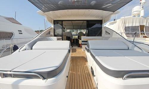 Image of Princess V70 for sale in France for €775,000 (£673,649) Saint-Jean-Cap-Ferrat, France