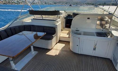 Image of Ferretti 94 Customline for sale in Turkey for €1,400,000 (£1,212,615) Bodrum, Turkey