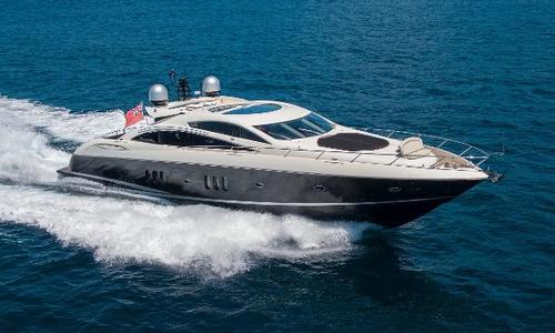 Image of Sunseeker Predator 82 for sale in Spain for €895,000 (£790,825) Mallorca, Spain