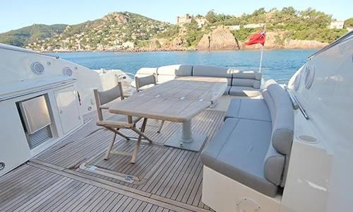 Image of Sunseeker Predator 72 for sale in Italy for €649,000 (£576,930) Imperia, Italy