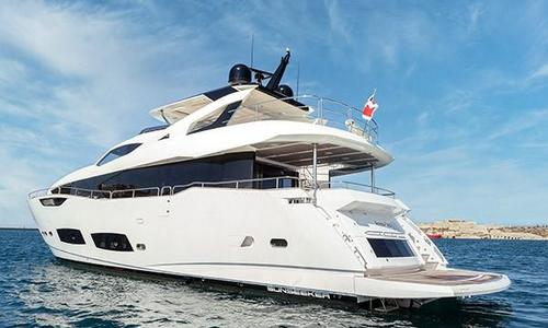 Image of Sunseeker 95 Yacht for sale in Malta for €7,050,000 (£6,101,255) Portomaso, Malta