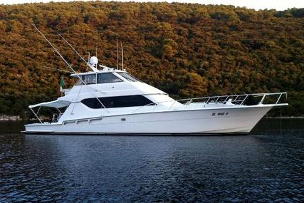 Hatteras 70 Convertible for sale in Italy for €1,300,000 (£1,122,092)