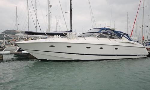 Image of Sunseeker Camargue 50 for sale in Jersey for £179,000 Elizabeth Marina, Jersey