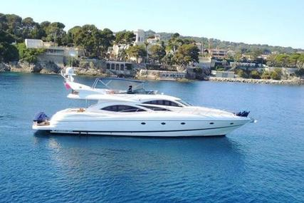 Sunseeker Manhattan 74 for sale in France for €590,000 (£523,175)