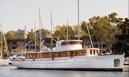 Image of Classic Wilmington Boat Works Motor Yacht for sale in United States of America for $1,500,000 (£1,080,334) Marina Del Rey, CA, United States of America