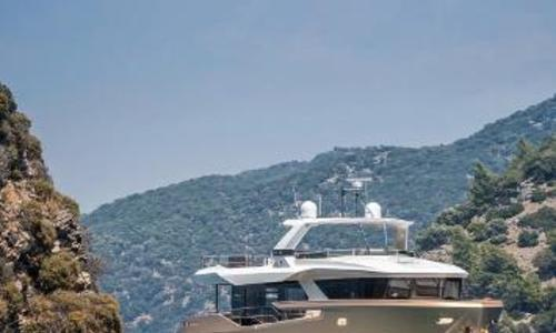 Image of Numarine 26XP Hull #17 for sale in Turkey for €4,100,000 ($5,005,393) Istanbul, Turkey
