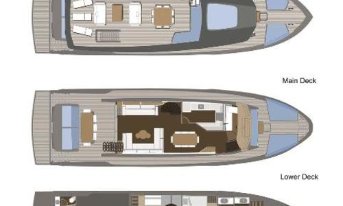 Image of Numarine 22XP Hull #5 for sale in Turkey for €3,250,000 (£2,773,487) Istanbul, Turkey