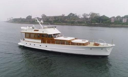 Image of de Vries Lentsch 68 Motoryacht for sale in United States of America for $595,000 (£431,038) Marina Del Rey, CA, United States of America