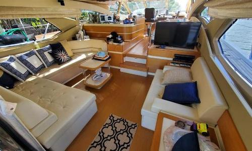 Image of Azimut Yachts 60 Flybridge for sale in United States of America for $1,275,000 (£911,972) Coconut Grove, FL, United States of America