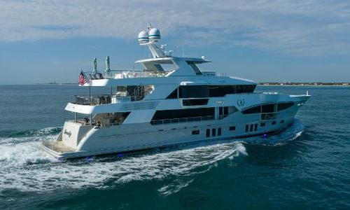 Image of IAG Motor Yacht for sale in United States of America for $13,500,000 (£9,692,775) Palm Beach, FL, United States of America