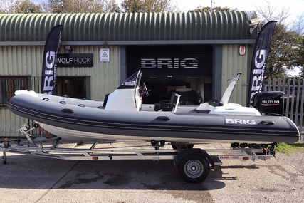 Brig Eagle 6 - NEW 2021 - ORCA Hypalon Fabric Impression for sale in United Kingdom for £36,995