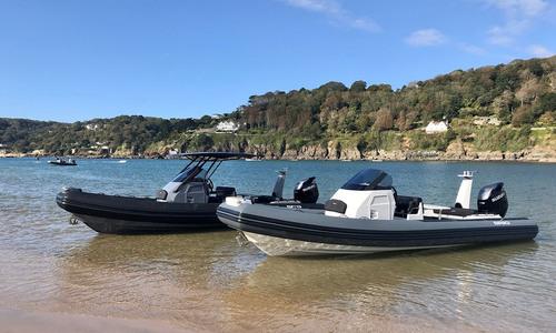 Image of Brig Eagle 8 - 2020 MULTI AWARD WINNER - ORCA Hypalon for sale in United Kingdom for £84,995 South West, United Kingdom