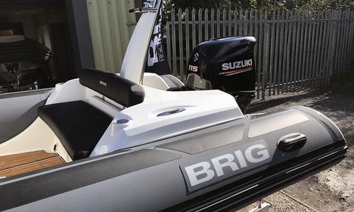 Image of Brig Eagle 6 - NEW 2021 - ORCA Hypalon Fabric Impression for sale in United Kingdom for £36,995 South West, United Kingdom