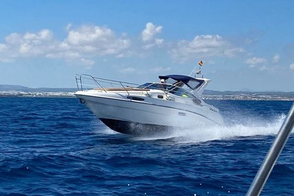Sealine S28 for sale in Spain for €62,000 (£53,702)