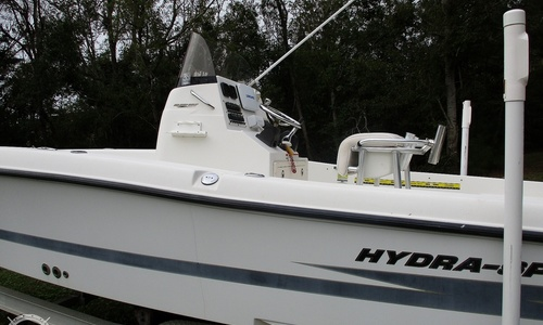Image of Hydra-Sports 23 Bay Bolt for sale in United States of America for $43,500 (£31,330) Newport, North Carolina, United States of America