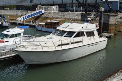 Princess 38 for sale in Portugal for €42,500 (£37,871)
