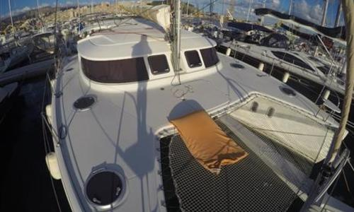 Image of Fountaine Pajot LIPARI 41 MAESTRO for sale in Italy for €265,000 (£228,141) Sicily, Italy