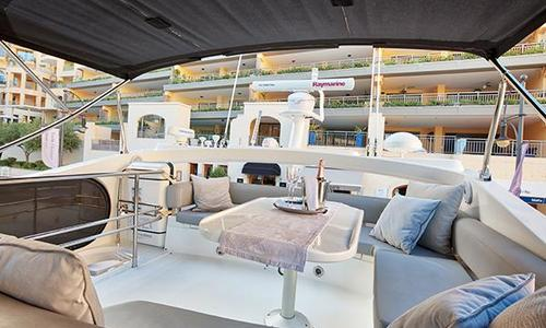 Image of Sunseeker Manhattan 63 for sale in Malta for €990,000 (£858,801) Portomaso, Malta