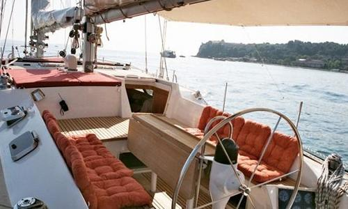 Image of Alumarine JEROBOAM KETCH for sale in France for €550,000 (£472,895) Cannes, 06, France