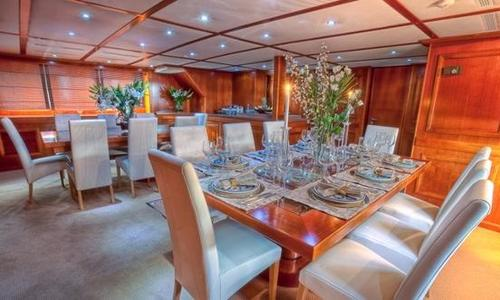 Image of Husumer Schiffswerft Displacement Twin Screw Motor Yacht for sale in Denmark for €2,900,000 (£2,518,695) Copenhagen, Denmark