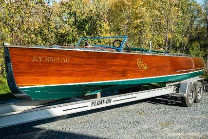 Antique Sea Lyon 35 Triple Cockpit for sale in United States of America for $79,000 (£58,137)