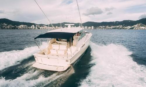 Image of Hatteras 43 for sale in Mexico for $129,000 (£92,639) Acapulco, Mexico