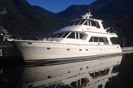 President 70 Skylounge Pilothouse for sale in Canada for $2,250,000 (£1,627,604)
