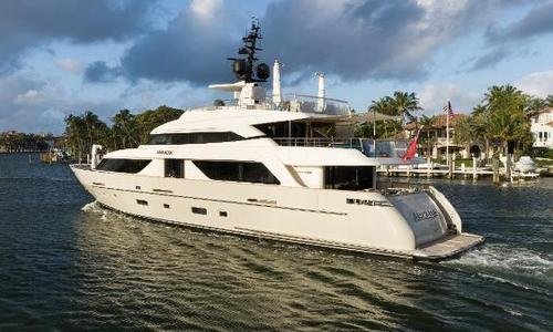 Image of Sanlorenzo SD112 for sale in United States of America for $10,499,000 (£8,140,464) Fort Lauderdale, FL, United States of America