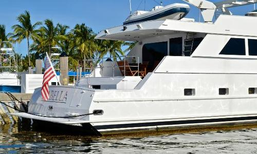 Image of Broward Cockpit Motor Yacht for sale in United States of America for $985,000 (£699,117) Miami Beach, FL, United States of America