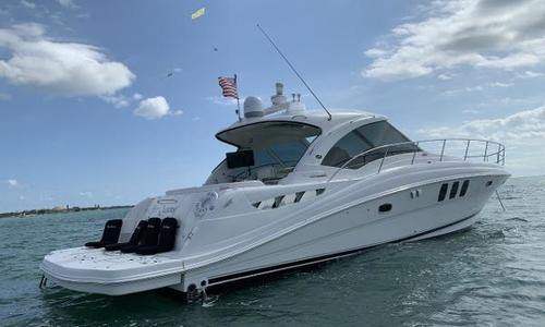 Image of Sea Ray 500 Sundancer for sale in United States of America for $435,000 (£311,716) Miami, FL, United States of America