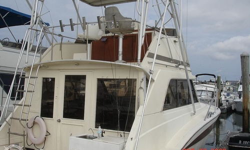 Image of Chris-Craft Commander 36 for sale in United States of America for $27,800 (£20,193) Wildwood, New Jersey, United States of America