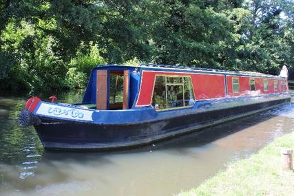 Narrowboat 57' Pinder Boats Semi Trad for sale in United Kingdom for £35,950