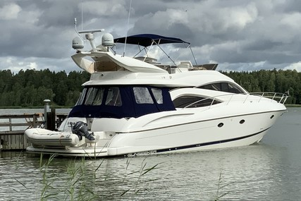 Sunseeker Manhattan 56 for sale in Finland for €349,000 (£301,054)