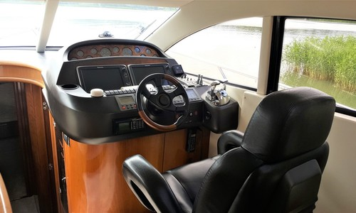 Image of Sunseeker Manhattan 56 for sale in Finland for €349,000 (£302,288) Turku, (, Finland