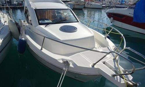 Image of Karnic 2455 storm for sale in Greece for €45,500 (£39,559) Lefkas, Greece