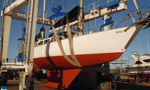 Image of Custom Maxi 140 DS Ketch for sale in Greece for €140,000 (£121,855) Lefkas, Greece