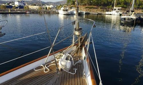 Image of Formosa 46 for sale in Greece for €69,500 (£59,521) Leros, Greece