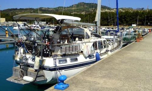 Image of Nauticat 40 for sale in Greece for €99,000 (£85,959) Kilada, Greece
