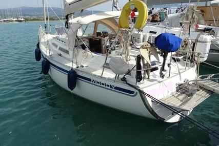 Moody 34 C/C for sale in Greece for €34,000 (£29,393)