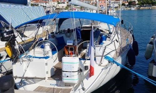 Image of Jeanneau Sun Odyssey 45.1 for sale in Greece for €82,500 (£71,653) Kilada, Greece